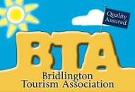 Accredited by the Bridlington Tourism Association