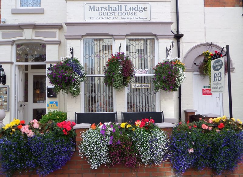 Marshall Lodge